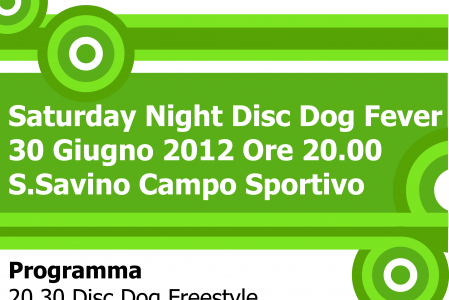 Informazioni Saturday Night Disc Dog Fever