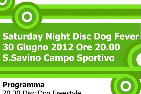 Informazioni Saturday Night Disc Dog Fever