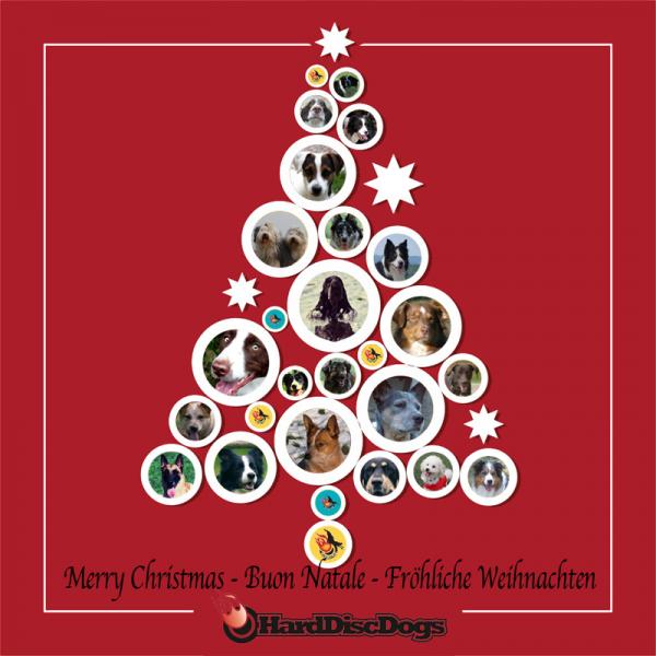 Immagini Natale Hard.Buon Natale Hard Disc Dogs