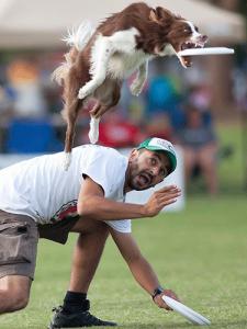 Matteo Flower Campioni Del Mondo Disc Dog