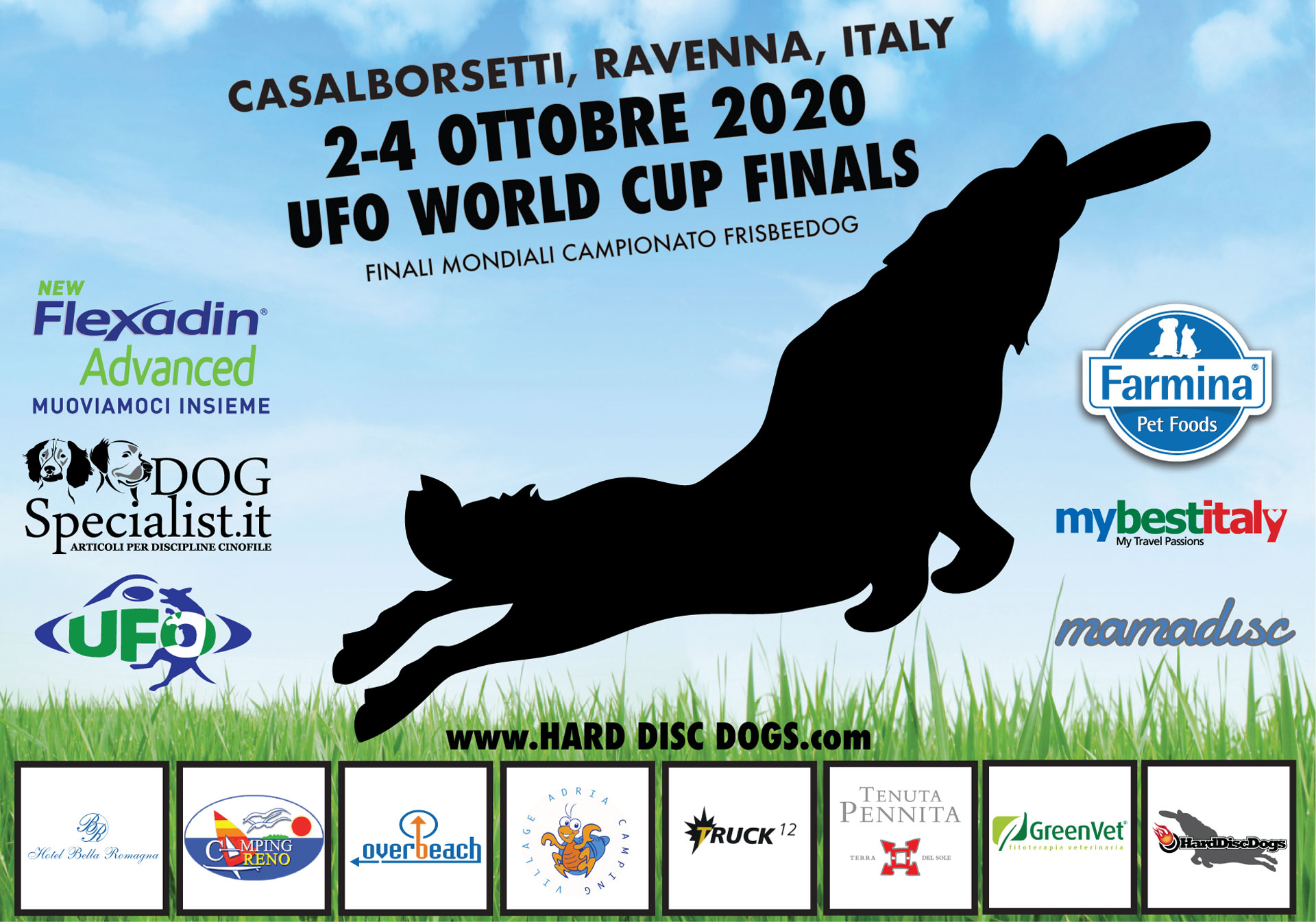 UFO World CUP Finals to Italy